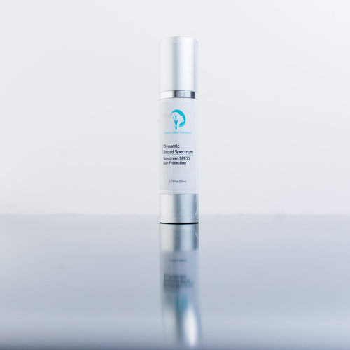 Dynamic Broad Spectrum SPF 55 Sun Protection