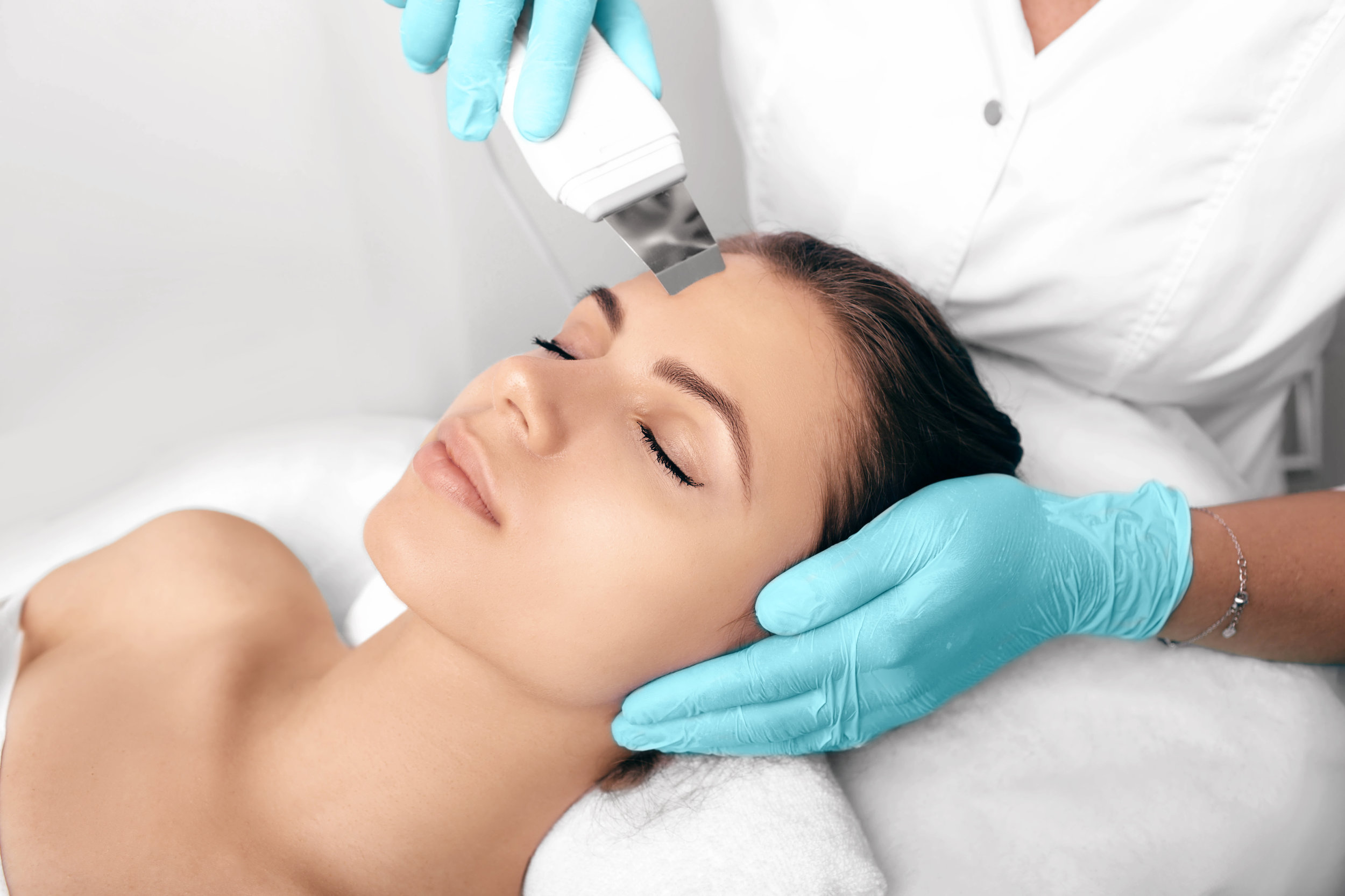 Ultrasound Exfoliation Facial in Boise, ID